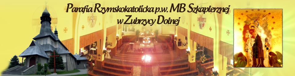 Parafia Zubrzyca Dolna